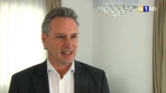 Landesrat Tillmann Fuchs über den Rücktritt von Erwin Pröll