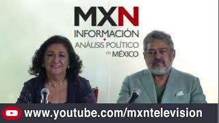 Estado de los Estados.- MXN Televisión y radio.  (10 de Junio, 2021)