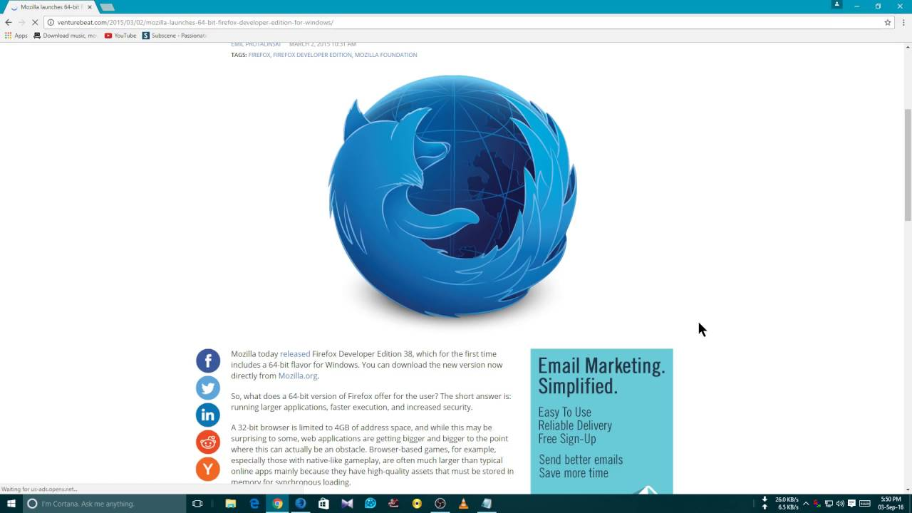 Mozilla firefox 66. 0 nightly 1 download techspot.