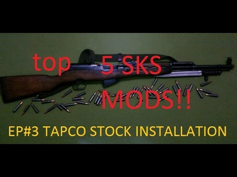 TOP 5 SKS MODS ep#3