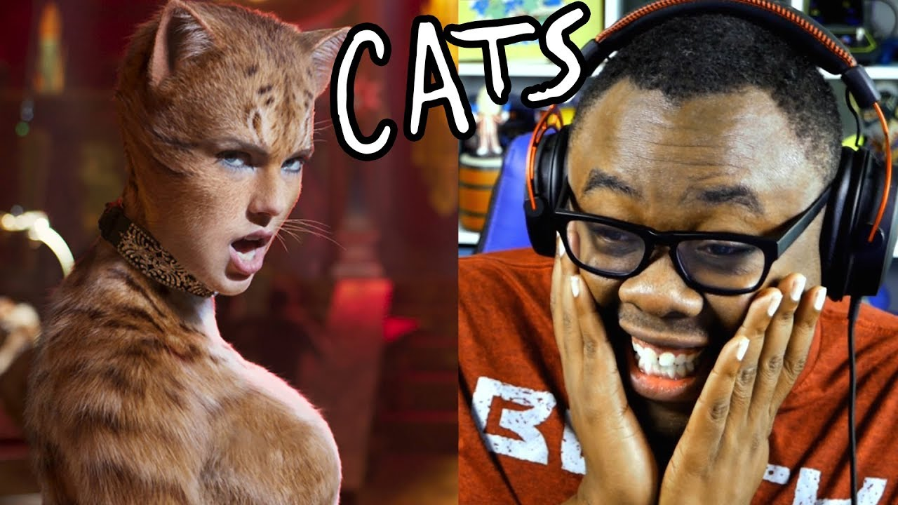 I Watch the CATS Movie Trailer Knowing Nothing About Cats (Reaction)
