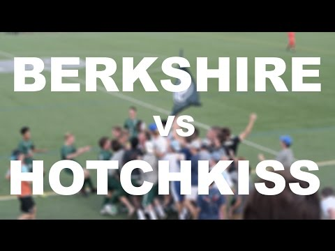 [HIGHLIGHTS] - Berkshire vs  Hotchkiss