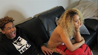 SHE GOT SO ANGRY AT HIM!!! Ft. Jilly Anais, DDG, & NatesLife