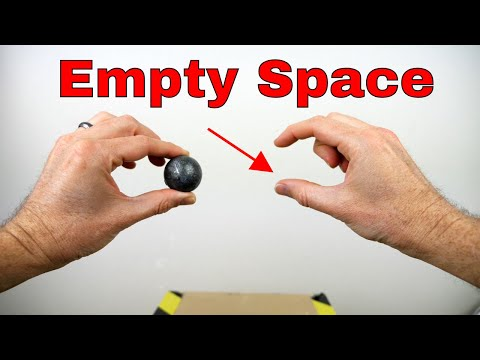 Is There More Mass in Empty Space Than Non-Empty Space? Vacuum Chamber vs Space Experiment