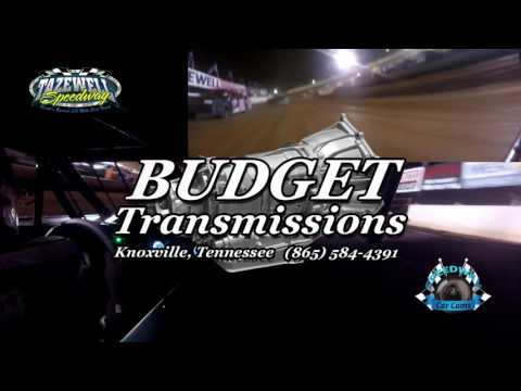 #88 Brad Davis - Winner Street Stock - 6-2-17 Tazewell Speedway - In-Car Camera