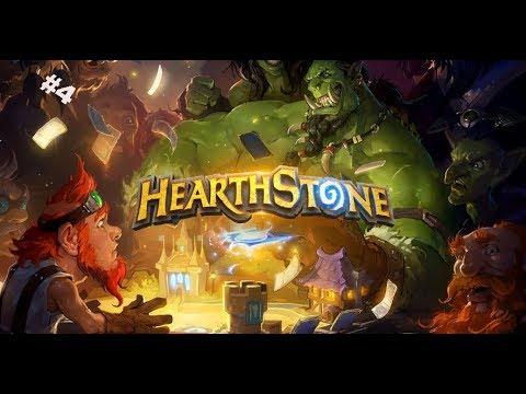 Hearthstone восхождение к легенде part 4  Hearthstone GOOD Lucky moments