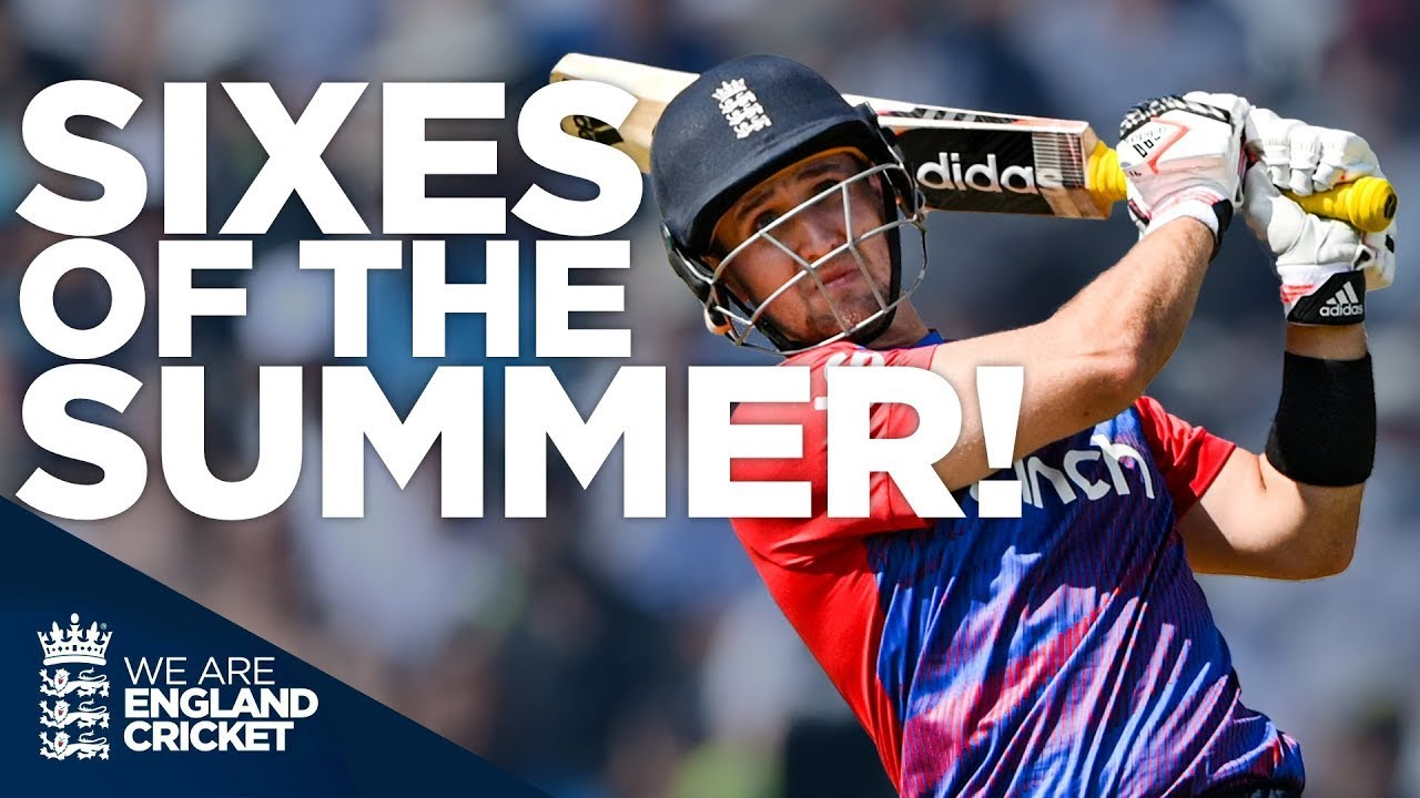 Six Million Subs Special!   England's Best Sixes of the Summer!   2021