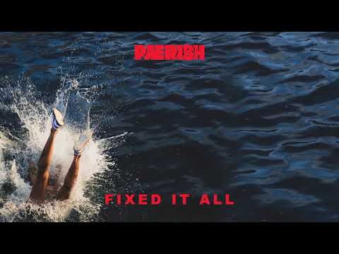 Pærish - Fixed It All (Visualizer)