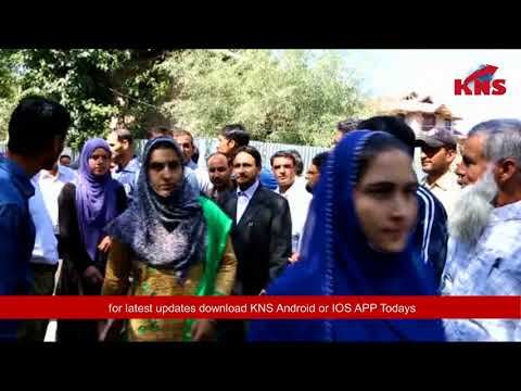 Video: DC Kupwara flags off 'Swachta Hi Sewa' rally