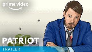 Patriot Season 1 – Exclusive: 16 Bit Trailer   Prime Video