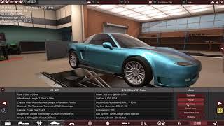 2.5L V10 Sport Car build.
