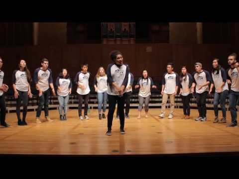 "Artists in Resonance ""If I Go"" - Welcome Back to A Cappella Fall 2016"