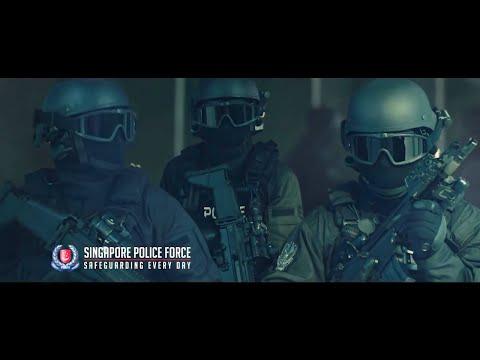 Singapore Police Force - Elite Special Tactics & Rescue (STAR) Recruitment Promo [1080p]