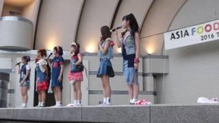 16/09/18 スルースキルズ 代々木公園.