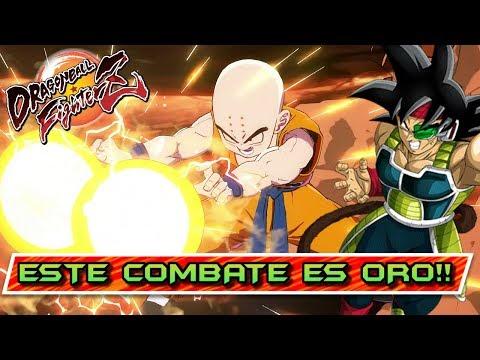 ESTE COMBATE es ORO!!! YOUNGUIN contra UN EQUIPO GALÁCTICO! DRAGON BALL FIGHTERZ