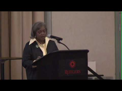Dr. Darlene Clark Hine - Doing And Making History: Black Women Historians In The Academy