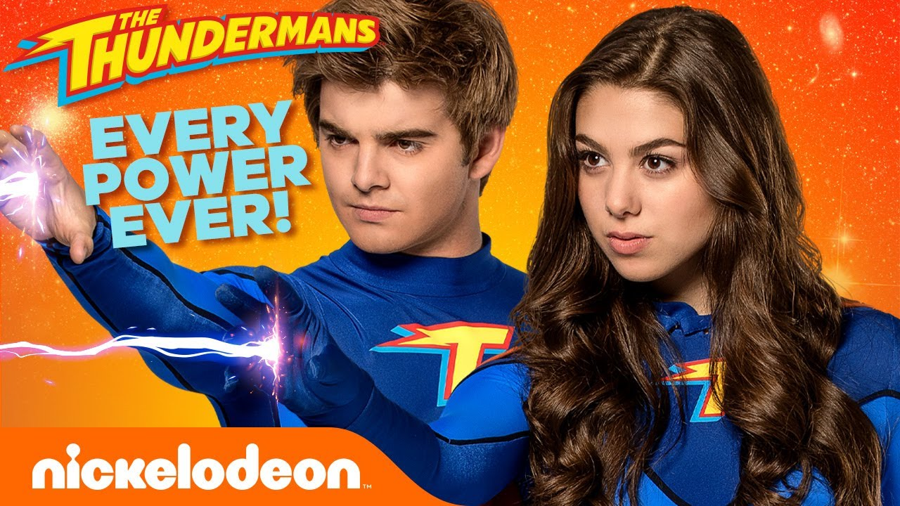 Download EVERY Superpower Ever! 🔥❄️ | The Thundermans