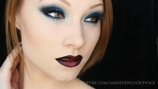 Wearable Fourth of July Makeup Tutorial Thumbnail