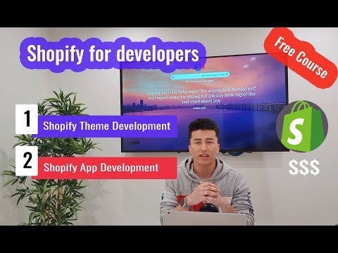 Shopify for Developers : Free Course + $1000 Giveaway Challenge. thumbnail