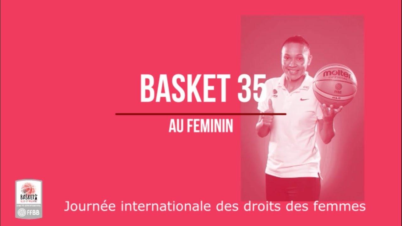 Basket 35 au Féminin