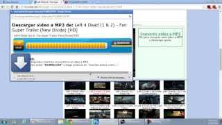 Tutorial:Como Convertir Videos en Audio MP3 (Sin Descargar Nada)