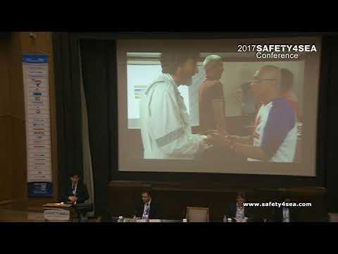 2017 SAFETY4SEA - Yuzuru Goto, K Line
