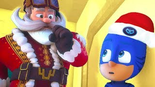 PJ Masks Episode 🎄 PJ Masks meet Santa! 🎁 Christmas Special | Cartoons for Kids