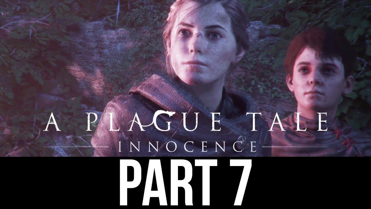 A PLAGUE TALE INNOCENCE Lösungsweg Teil 7 - RAT PITS (Vollversion) + video