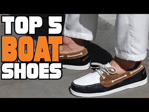 Best Boat Shoes Review In 2020 | Best Budget Boat Shoes