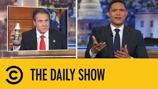 Corona Hand Sanitizer | The Daily Show