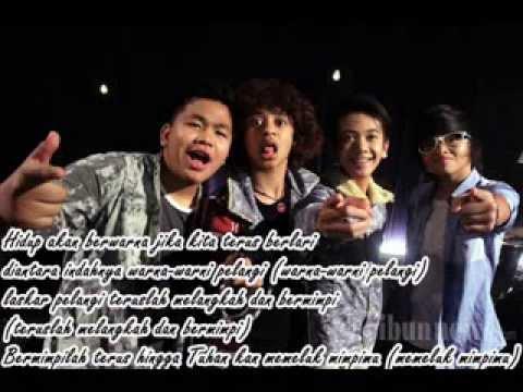 Coboy Junior - Pelangi Dan Mimpi (Lirik)