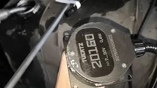 Отзыв по установке и работе ДУТ TVERTZ 20160 от  ИП Анюгин Н Г
