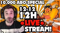10.000 Abo Special / 12-12 (12 h Stream) + giveaway / Brawl Stars Deutsch Live