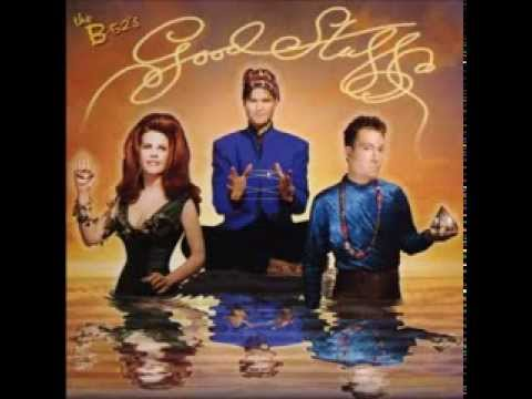 THE B52´s  GOOD STUFF (1992)  (ALBUM COMPLETO)