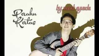 karaoke Perahu Kertas (Maudi Ayunda)
