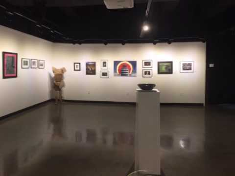 Odessa College Student Art Exhibition 2017