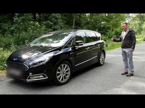 Найкращий Ford S-Max в топовій комплектації Vignale. Автомобили из Германии //БезукаР//