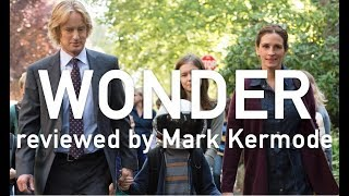 Wonder reviewed by Mark Kermode