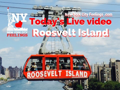 Roosevelt Island Tramway Video Part1