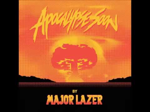 Major Lazer Ft  Pharrell   Aerosol Can Audio