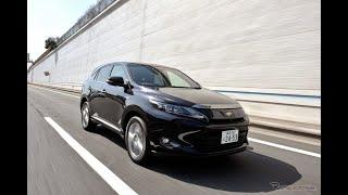 """【国産SUV 比較試乗】CX-5、ハリアー、フォレスター、三""""車""""三様きわだ..."""