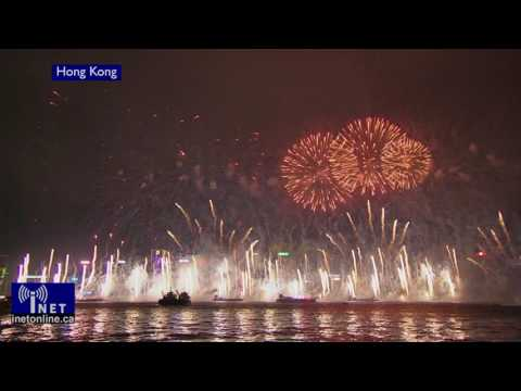 Happy New year 2017: Celebrations around the world
