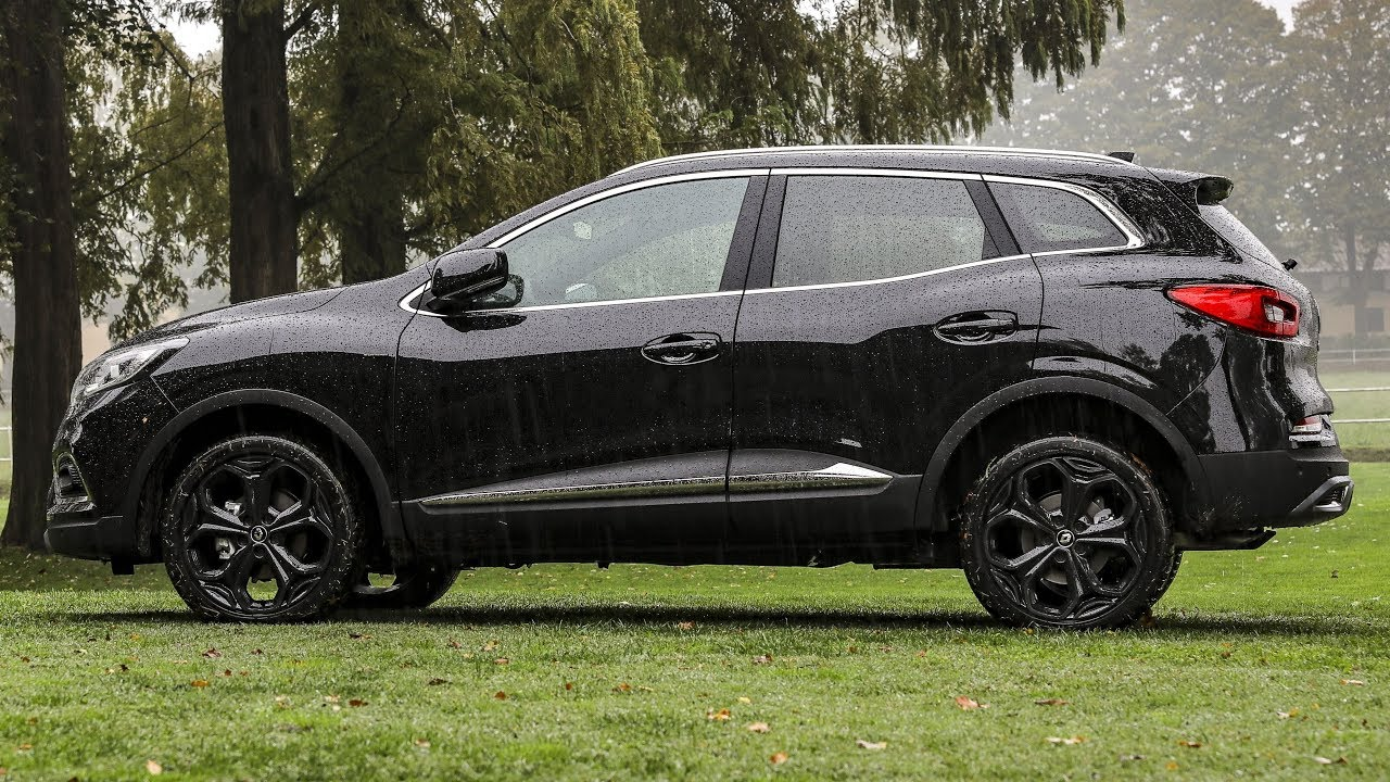 2020 Renault Kadjar 4x4 Black Edition - YouTube