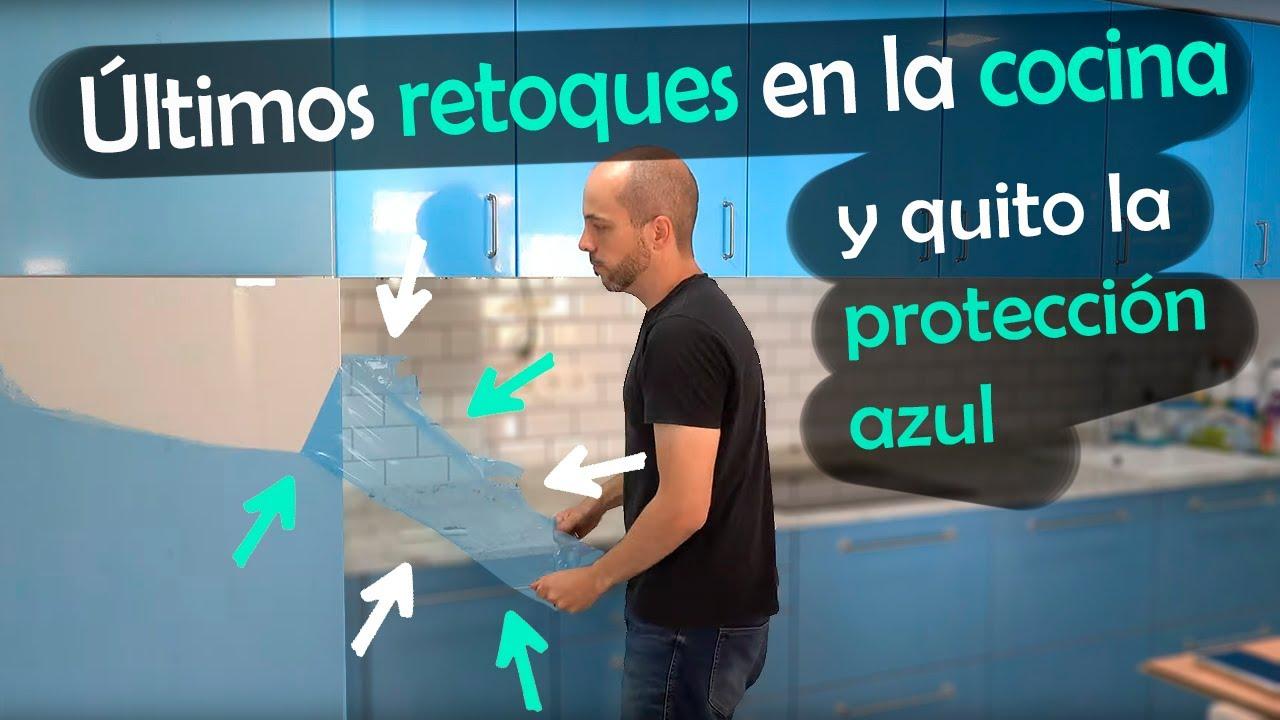 Últimos retoques en cocina de Ikea | Reforma piso #6 | Español