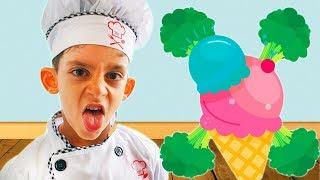 Do You Like Broccoli Ice Cream with Jason