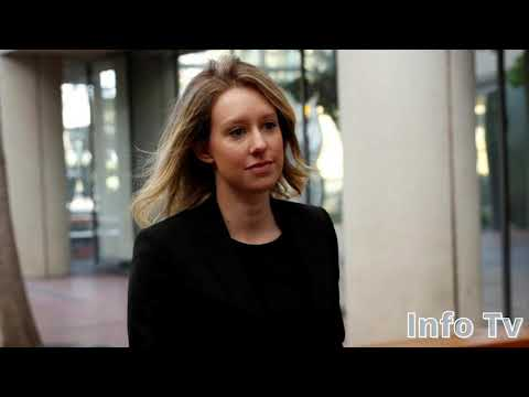 As Elizabeth Holmes Goes To Trial, ABC News' Rebecca Jarvis ...
