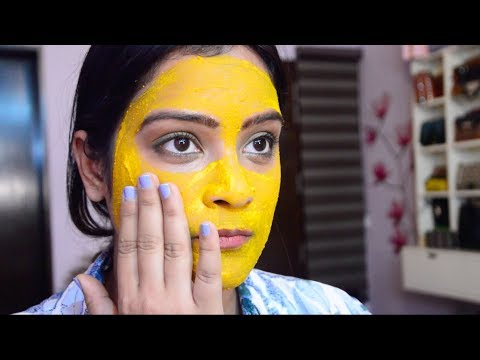 DIY Face Mask For Oily/Acne Prone Skin