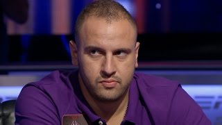 European Poker Tour 11 - Barcelona 2014 - Main Event Episode 1 | PokerStars