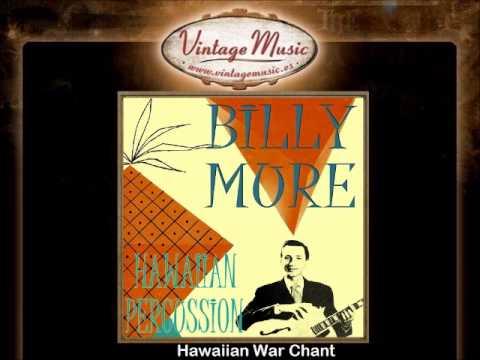 Billy Mure -- Hawaiian War Chant