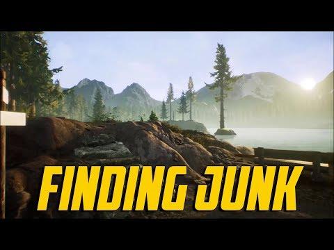 Treasure Hunter Simulator - Finding Junk |
